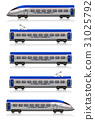 InterCity Express train set 31025792
