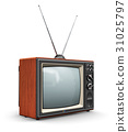 Old TV 31025797