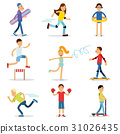 sport vector children 31026435