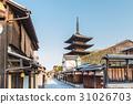 京都 东山 八层宝塔 31026703