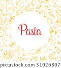 pasta italian cuisine 31026807