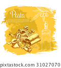 pasta italian poster 31027070