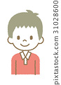 Boys 【Simple Character Series】 31028600