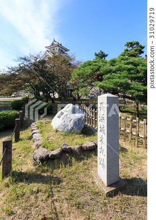 나가 하마 성 - 히데요시가 처음 쌓은 성 - 31029719