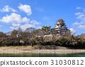 okayama castle, ujo (name), golden crow castle 31030812