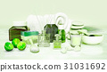 Spa, treatment, with, aromatic, oil, natural, soap 31031692