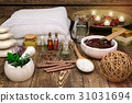 Spa, still, life, with, seasalt, and, spa,products 31031694