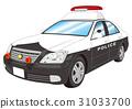 경찰차 31033700