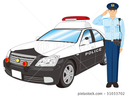 police officer, patrol car, police car 31033702