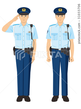 police officer, gents, male 31033706