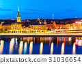 斯德哥尔摩 瑞典 夜晚 31036654