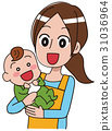 person, nurse, vector 31036964