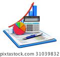 clipboard document finance 31039832
