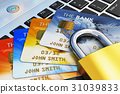 Mobile banking security concept 31039833