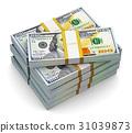 美元 钱 钱币 31039873