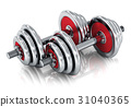 dumbbell weight dumbbells 31040365