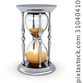 Vintage hourglass 31040410