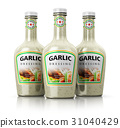 garlic, dressing, bottle 31040429