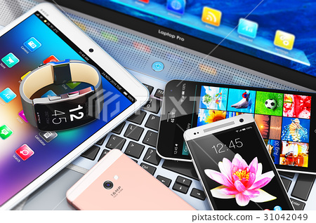 Modern mobile devices 31042049