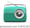 Vintage radio 31042103