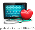 Cardiology concept 31042615