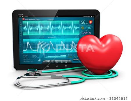 Cardiology concept 31042615