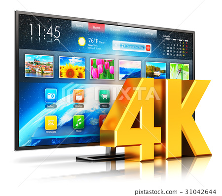 4K UltraHD smart TV 31042644