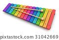 Xylophone 31042669