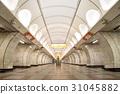 Metro Station in Prague 31045882