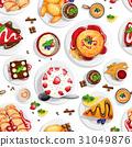 甜點 甜品 草莓 31049876
