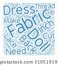 Text Background Word Cloud Concept 31051919