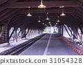 railway, station, railroad 31054328