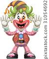 精力充沛的小丑 31054692