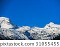설산, 푸른 하늘, 파란 하늘 31055455