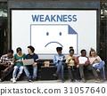 frustration, recession, sad 31057640