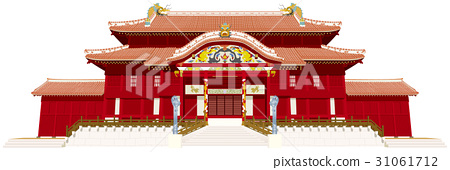 Shuri Castle 31061712