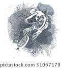 acrobat, action, bicycle 31067179