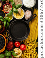 Food background Food Concept with Various Food 31067263