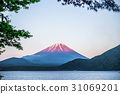 lake motosu, mountain fuji, mt fuji 31069201