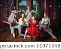 female, dancer, ballerina 31071348