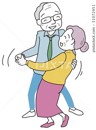 老人們跳舞 31072951