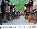 나라이주쿠, 나라이쥬쿠, 여인숙 마을 31074399