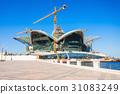 巴库 城市 海滨 31083249