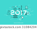 2017, banner, happy 31084204
