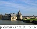 chateau de chantilly, castle, castles 31085137