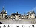 chateau de chantilly, building, buildings 31085190