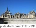 chateau de chantilly, building, buildings 31085191