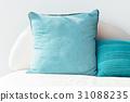 Pillow on sofa 31088235