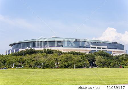 green dome maebashi, dome, domes 31089157