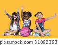 Little Children Sports Basketball Active 31092393